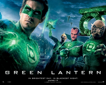 Green Lanter Movie wallpaper